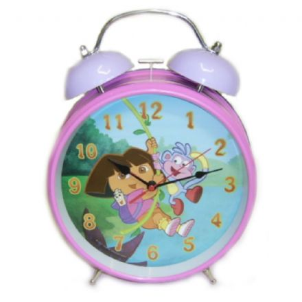 Large Alarm Clock, Dora The Explorer